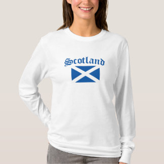 De Nationale Vlag van Schotland T Shirt