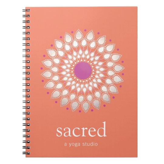 De Natuurlijke Gezondheid van Lotus Mandala & Notitieboeken