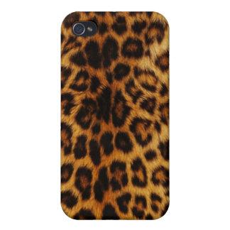 De natuurlijke Vlekken van de Luipaard iPhone 4 Case