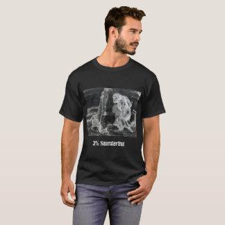 De Neanderthaler T-shirt van 3%