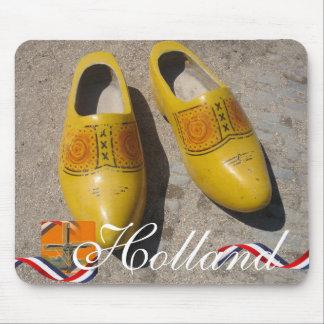 De Nederlandse Houten Herinnering van Holland van  Muismat