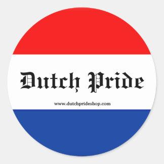 De Nederlandse stickers van de Trots!