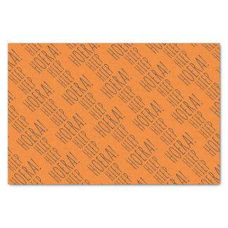 De Nederlandse Verjaardag van de Oranje Ballon van Tissuepapier