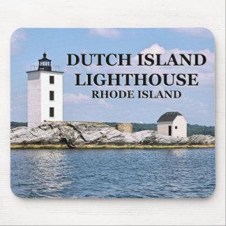 De Nederlandse Vuurtoren van het Eiland, Rhode Muismat