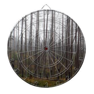 De nette bomen van de dood dartbord