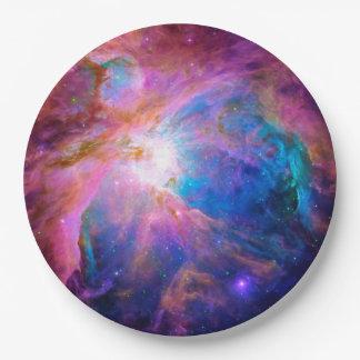 De Nevel van Orion Papieren Bordje