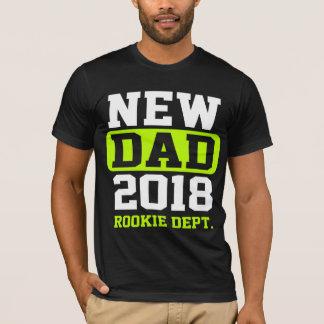 De nieuwe Dienst van de Debutant van de Papa 2018 T Shirt
