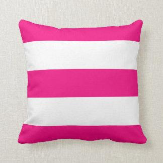 De nieuwe Heldere Roze & Witte Gift van het Sierkussen