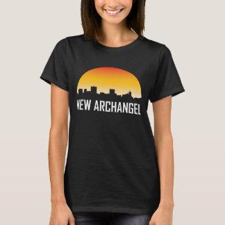 De nieuwe Horizon van de Zonsondergang van Alaska T Shirt