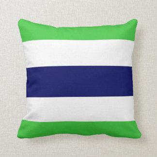 De nieuwe Kinder Marineblauwe & Groene Gift van Sierkussen
