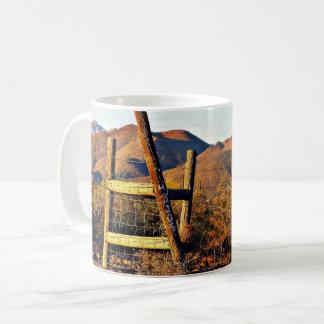 De nieuwe Kop van de Koffie van de Ladder van de