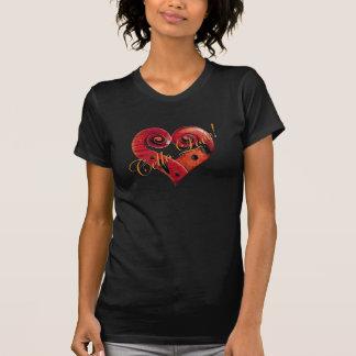De nieuwe Liefde van de Cello T Shirt
