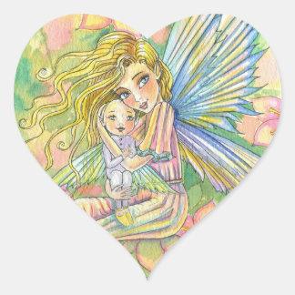 De nieuwe Stickers van de Fee van het Baby van Mam