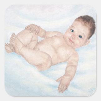 De nieuwe Stickers van het Baby