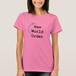 De nieuwe T-shirt van de Orde van de Wereld