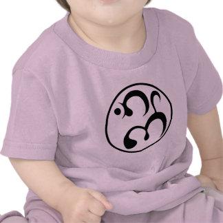 De nieuwe T-shirt van het Baby van het Logo van de