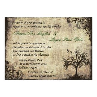 De nieuwe Uitnodiging van het Huwelijk van het