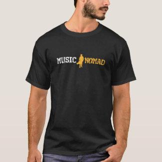 De Nomade van de muziek T Shirt
