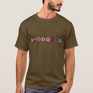 De noordelijke Flarden van de Ziel T Shirt