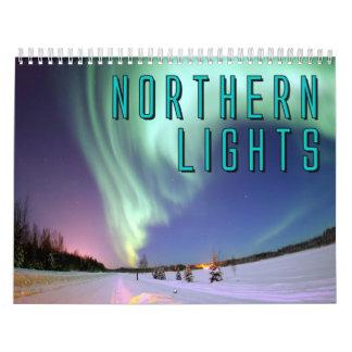 De noordelijke Kalender van de Muur van Lichten