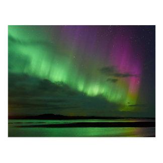 De Noordelijke Lichten van IJsland Briefkaart