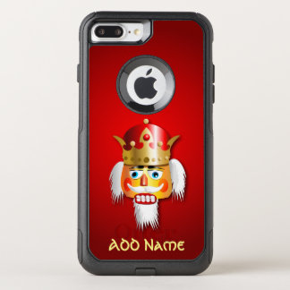 De nootachtige Koning van de Notekraker met OtterBox Commuter iPhone 7 Plus Hoesje