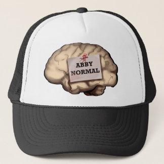 De Normale Hersenen van Abby Trucker Pet