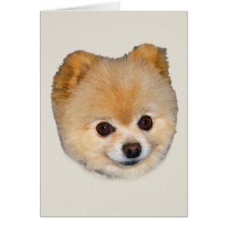 De Nota of het Wenskaart van de Hond van