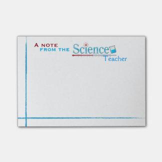 De Nota's van de Post-it van de Leraar van de Post-it® Notes