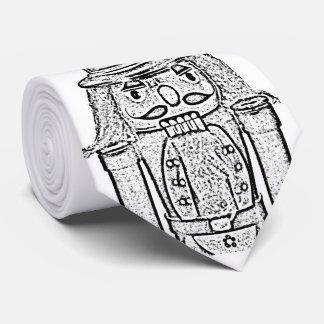 De notekraker feest stropdas