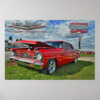 De Nova van Chevy Poster