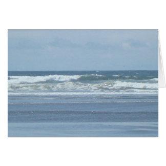 De oceaan Kaart van Golven