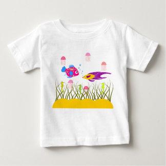 De oceaan T-shirt van het Baby van Vrienden