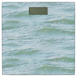 De OceaanGolven van de Douane van de Schalen van Personenweegschaal