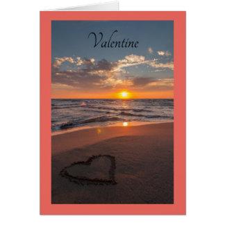 De OceaanKust van Valentijn Kaart