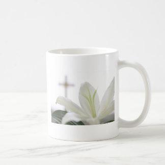 De ochtend van de verrijzenis koffiemok