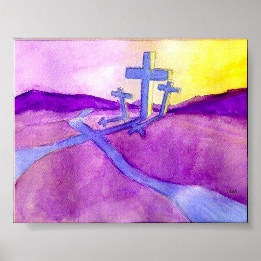 De Ochtend van Pasen Poster