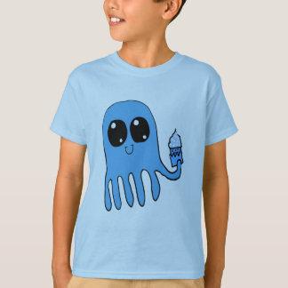 De Octopus van Cupcake T Shirt