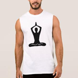 De oefening van de meditatie t shirt