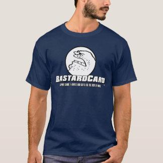 De Officiële BastaardT-shirt van BastardCard T Shirt