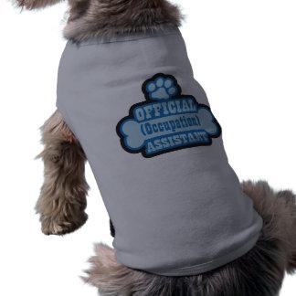 De officiële Medewerker van het Beroep T-shirt
