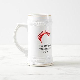 """De officiële """"Stenen bierkroes van de Havik Moe""""! Bierpul"""