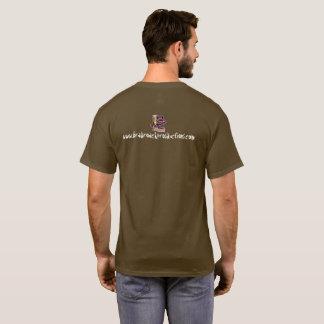 De Officiële T-shirt van de Productie van de Voorn