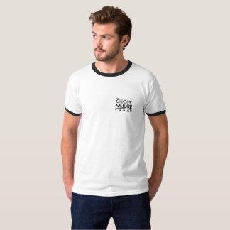 """De officiële """"T-shirt Van Geoff Moore Show"""" T Shirt"""