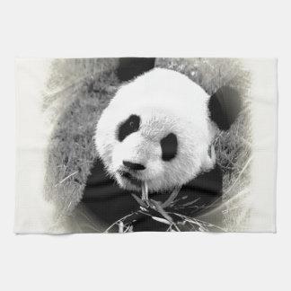 De Ogen van de panda Theedoek