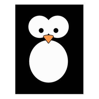 De Ogen van de pinguïn Wenskaarten