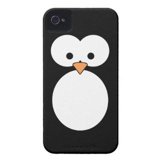 De Ogen van de pinguïn iPhone 4 Hoesjes