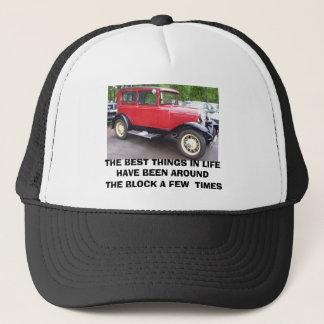 De oldtimer, is de BESTE DINGEN IN het LEVEN… Trucker Pet