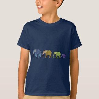 De olifanten vergeten nooit T-shirt