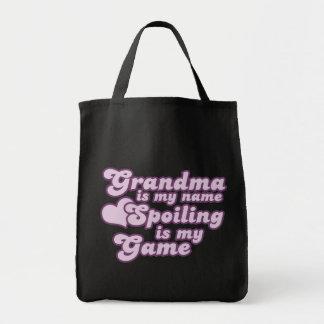 De oma is mijn naam en het Bederven is mijn Spel Draagtas